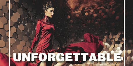 UNFORGETTABLE FASHION SHOW 2019  tickets