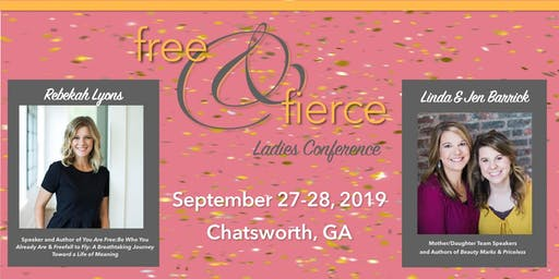 Free & Fierce Ladies Conference