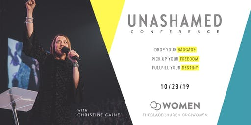Unashamed Conference