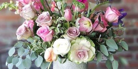How to Make a Floral Arrangement tickets