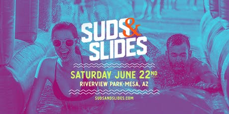 Suds & Slides 2019 tickets