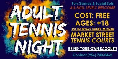 ***** Tennis Night