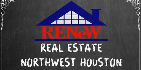 Real Estate NorthWest Houston - RENeW tickets