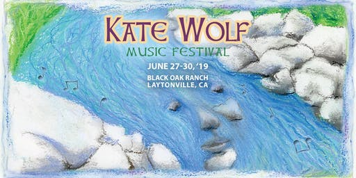 Kate Wolf Music Festival 2019