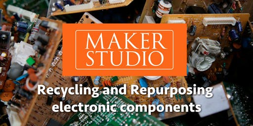 Recycling and Repurposing Electronic Components