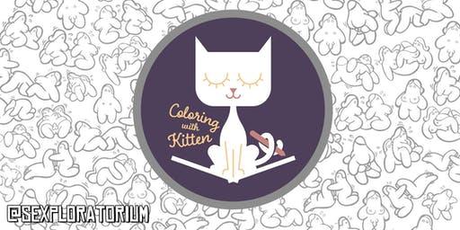 Coloring with Kitten: Nonviolent Communication