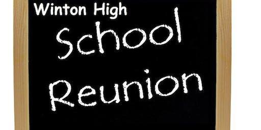 Winton High / Senior School Reunion