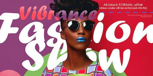 Vibrance Fashion Show