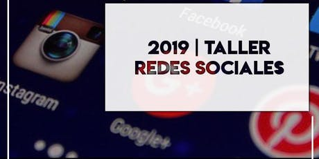 Taller Redes Sociales tickets