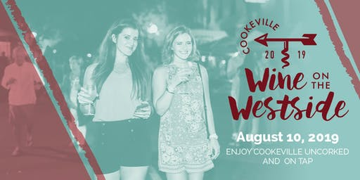 Cookeville Wine on the WestSide 2019