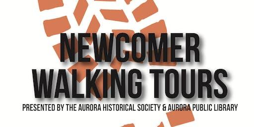 Newcomer Walking Tours
