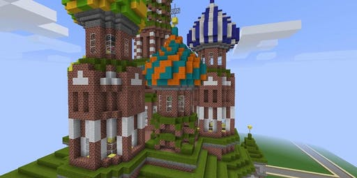 Learning Architecture through Minecraft,  July 29 - Aug. 2 for students ages 9 - 13, 12:30 - 4:00