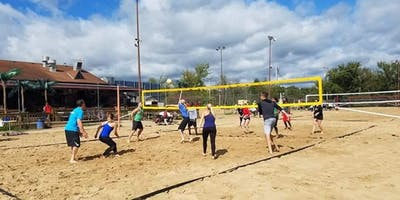 Grapes of Path Beach Volleyball Fundraising Tournament
