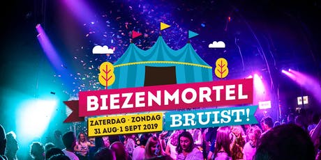 Biezenmortel Bruist 2019 tickets