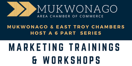 Wind Change Marketing & Mukwonago Chamber Marketing Series tickets