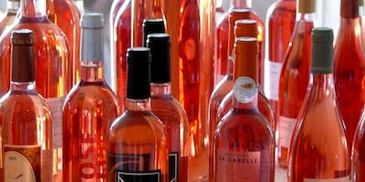 Rosé in May: A Five Course Tasting