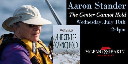 Aaron Stander Book Signing
