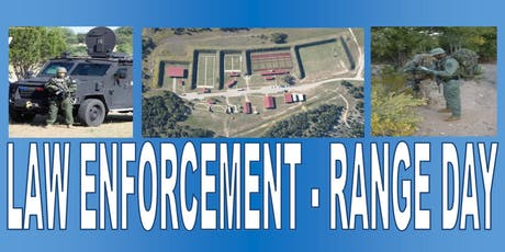 Law Enforcement - Range Day tickets