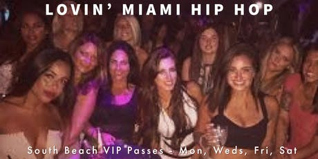 Miami Beach Nightclub VIP Party Ticket - Wild Wednesday tickets
