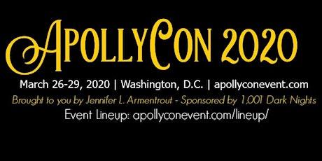 ApollyCon 2020  tickets