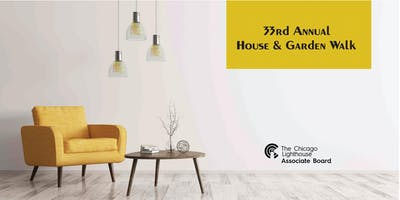 33rd Annual House & Garden Walk