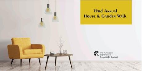 33rd Annual House & Garden Walk tickets