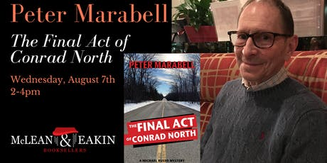 Peter Marabell Book Signing tickets