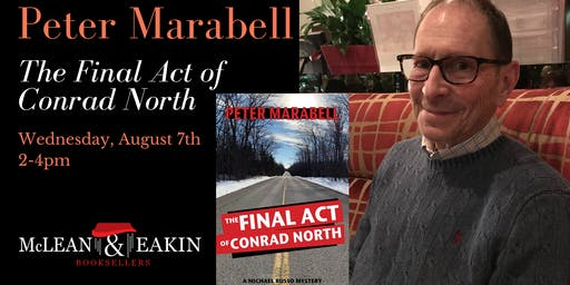 Peter Marabell Book Signing