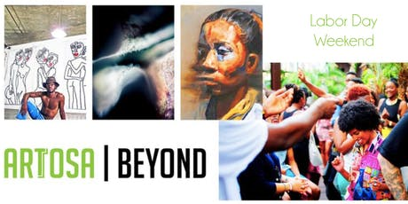 ArtTOSA | BEYOND 2019 - Art Experience! Art.Drinks.Food tickets