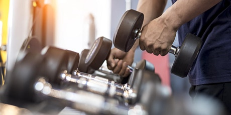 Dumbbells 101: A Total Body Workout Experience  tickets