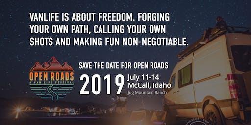 Open Roads Fest