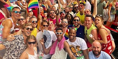 GAY PRIDE 2019 MIAMI BOAT PARTY tickets