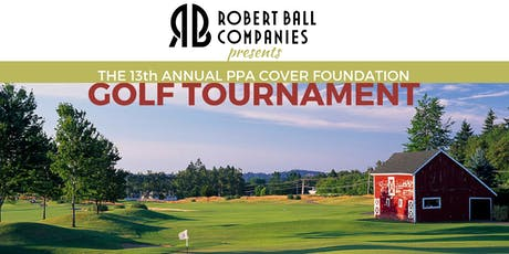 13th ANNUAL PPA COVER FOUNDATION GOLF TOURNAMENT tickets