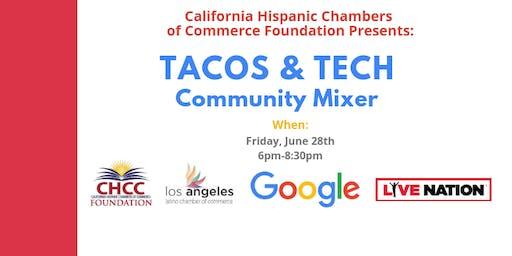 TACOS & TECH Community Mixer