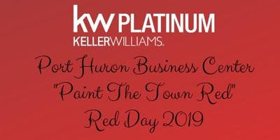 Red Day 2019 - Paint the town Red!