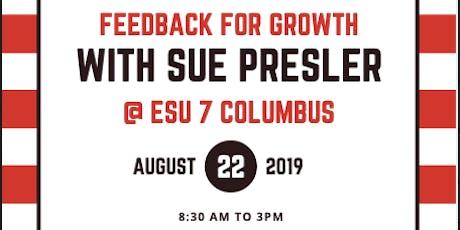 ESU 7 Feedback for Growth  tickets