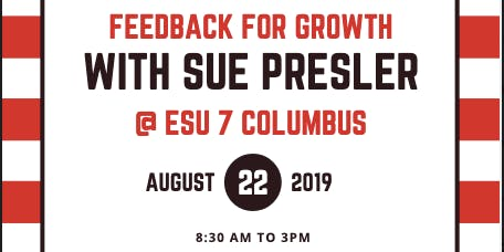 ESU 7 Feedback for Growth