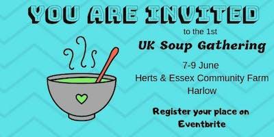 The 1st UK SOUP Gathering