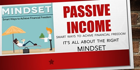ACTIVE & PASSIVE INCOME  [ZOOM WEBINAR] tickets