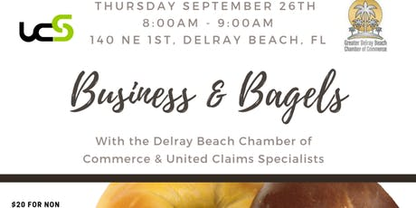 Business & Bagels  tickets