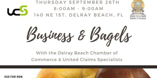 Business & Bagels