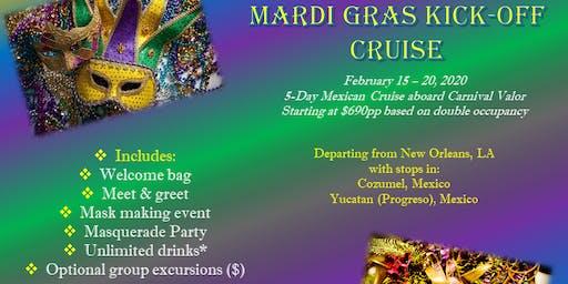 Mardi Gras Kick-Off Cruise