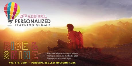 2019 MN Personalized Learning Summit tickets