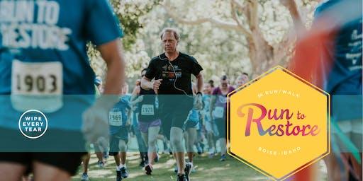 Run to Restore 2019
