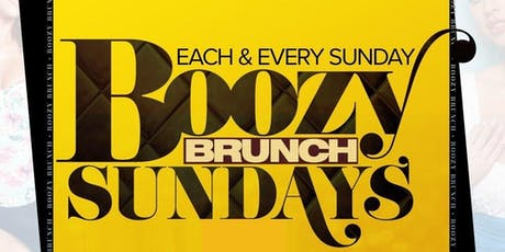 Sunday 2hr Open Bar Brunch & Day Party, Hookah, Bdays Free, Live Music tickets