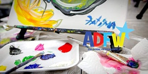 ADFW Childcare Appreciation Dinner & Paint Party at...
