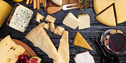 Cheese & Wine Masterclass | Brisbane