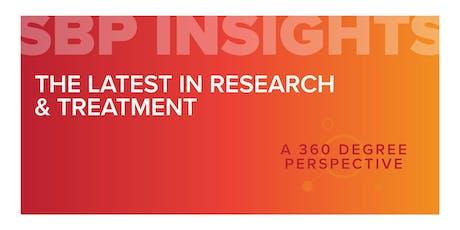SBP Insights: Immunology tickets