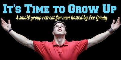 Men's Bold Venture | LaGrange, Georgia | August 22-24, 2019 | It's Time to Grow Up