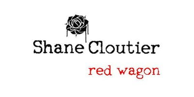 """Red Wagon\"" Album release by Shane Cloutier"